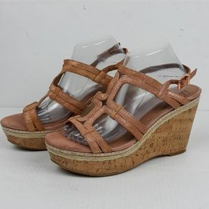 LUCKY BRAND WEDGE HEELS SIZE 9